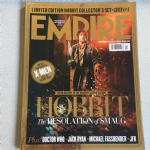 Empire Magazine December 2013 issue 294 The Hobbit